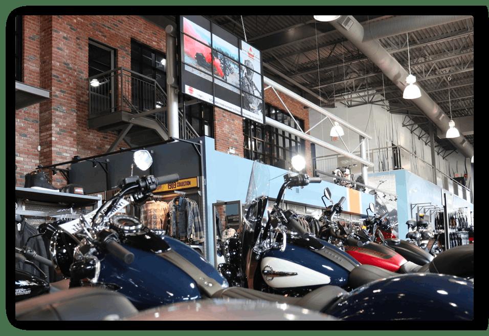 Barnes Harley-Davidson Case Study
