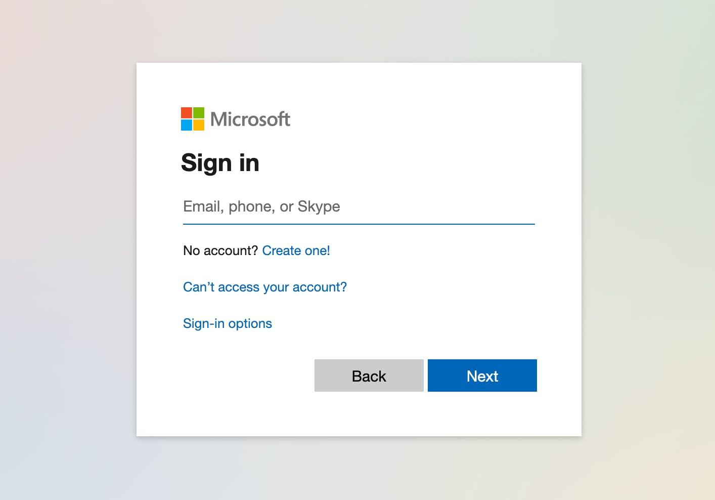 ScreenCloud App for Microsoft Teams - Sign In Logo Microsoft 11.03.2020.png
