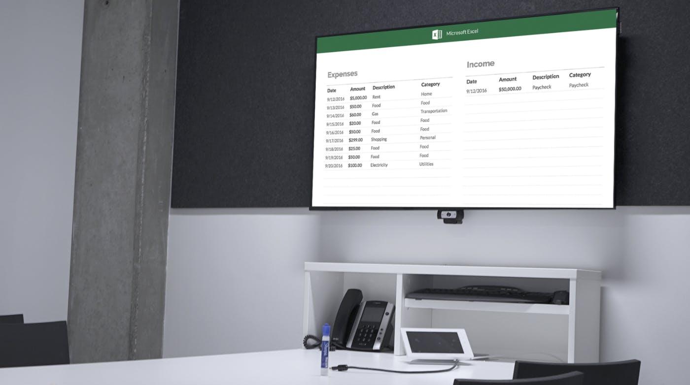 ScreenCloud Microsoft Excel App Guide