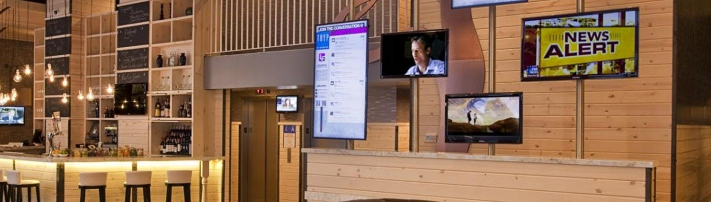 The Future of Hotels: Digital Signage in Hospitality