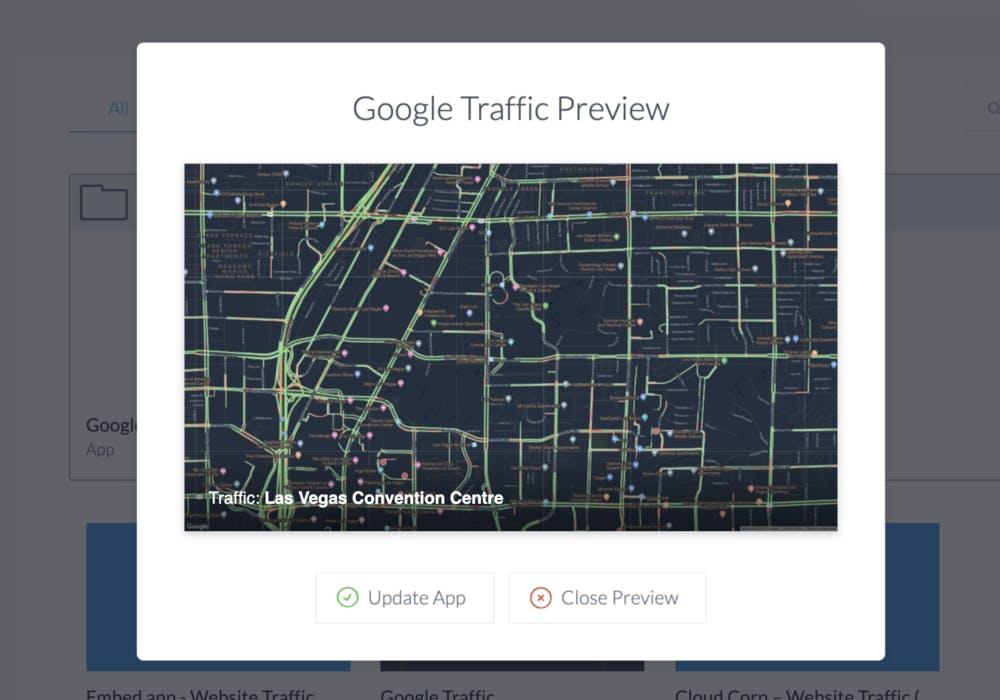 Google Traffic app guide - Dark theme update 4.2.2019.png