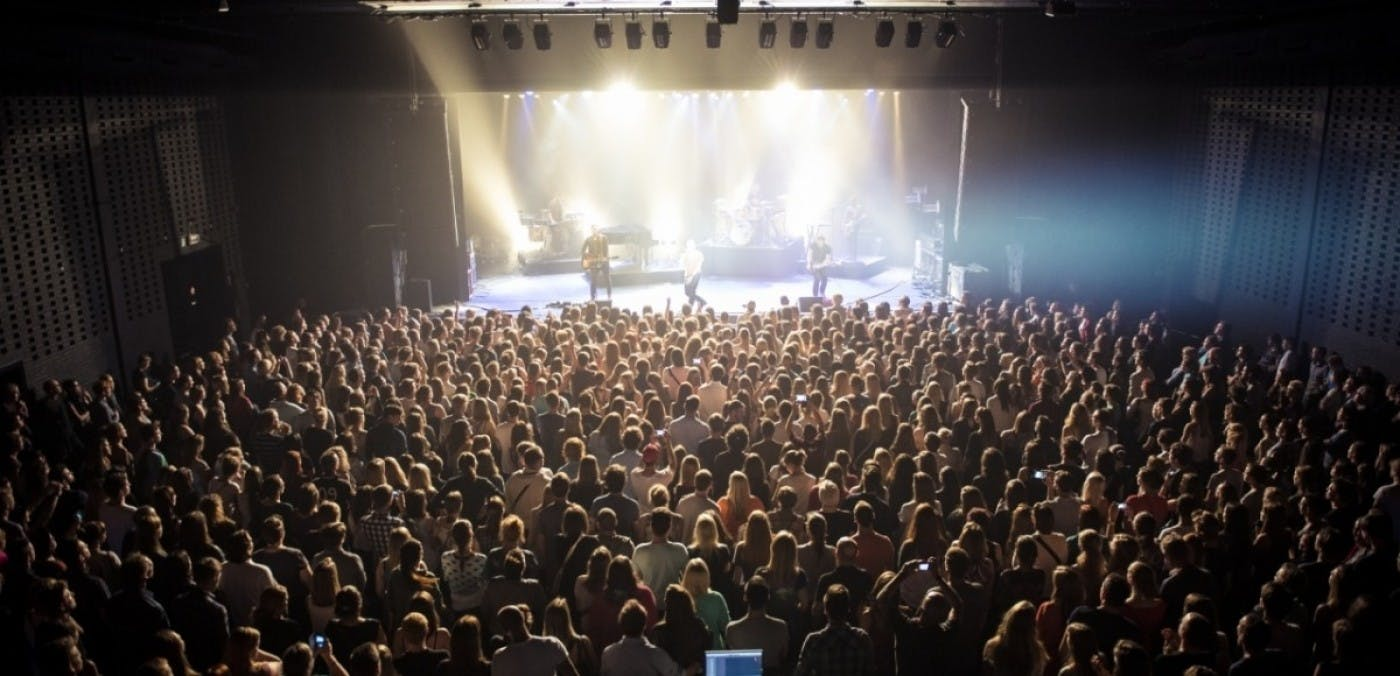 How Music Venue Trix Moved from a Complicated and Rigid Digital Signage Setup of DVD Loops to the Simplicity of ScreenCloud