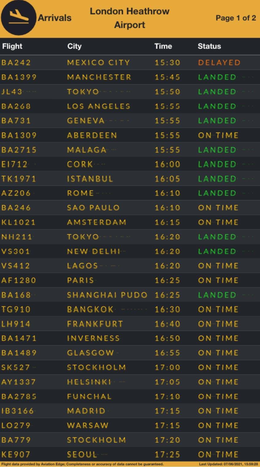 ScreenCloud Flight Schedule App - Portait mode disclaimer 6.10.2021.png