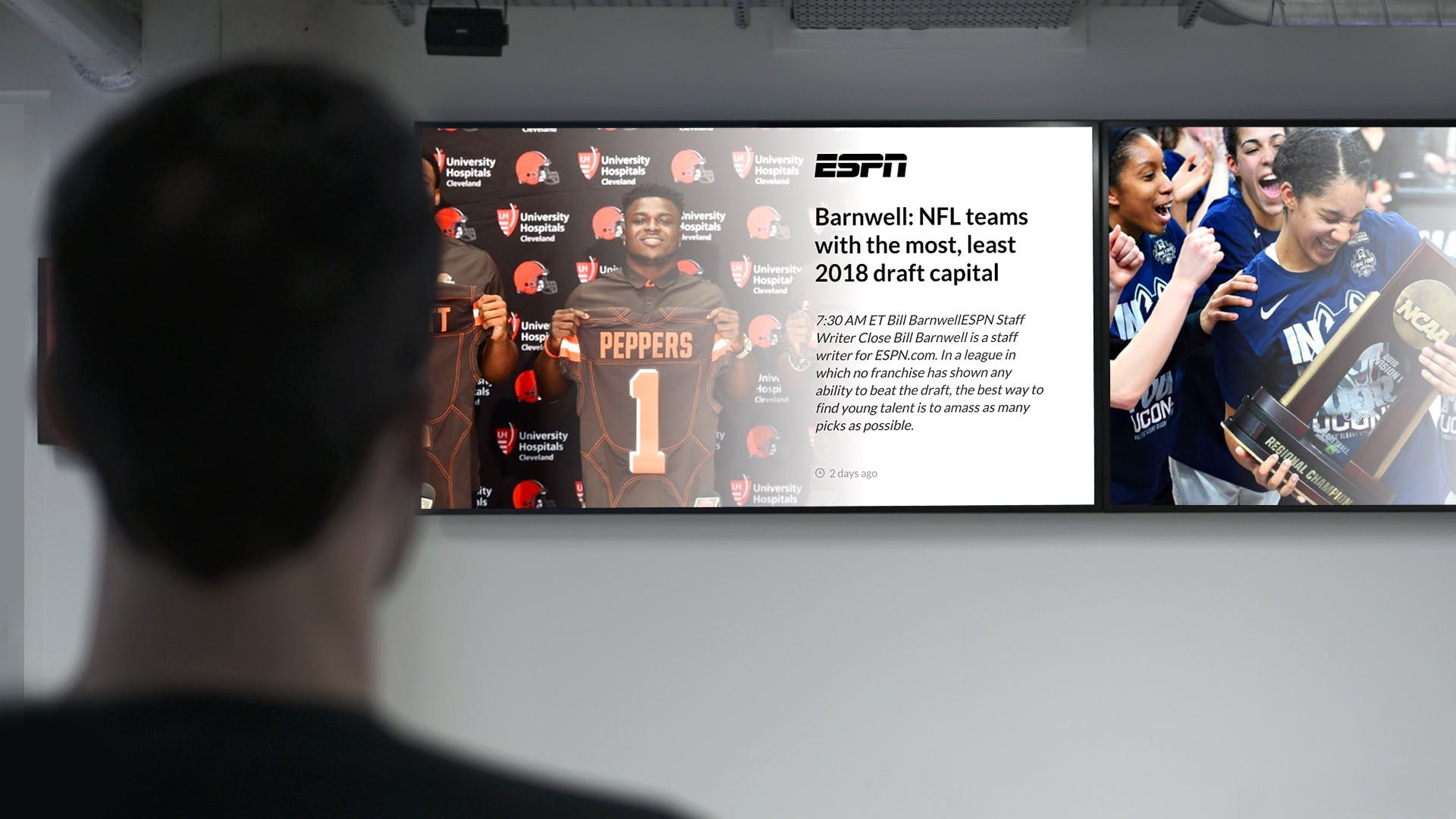 ESPN news apps