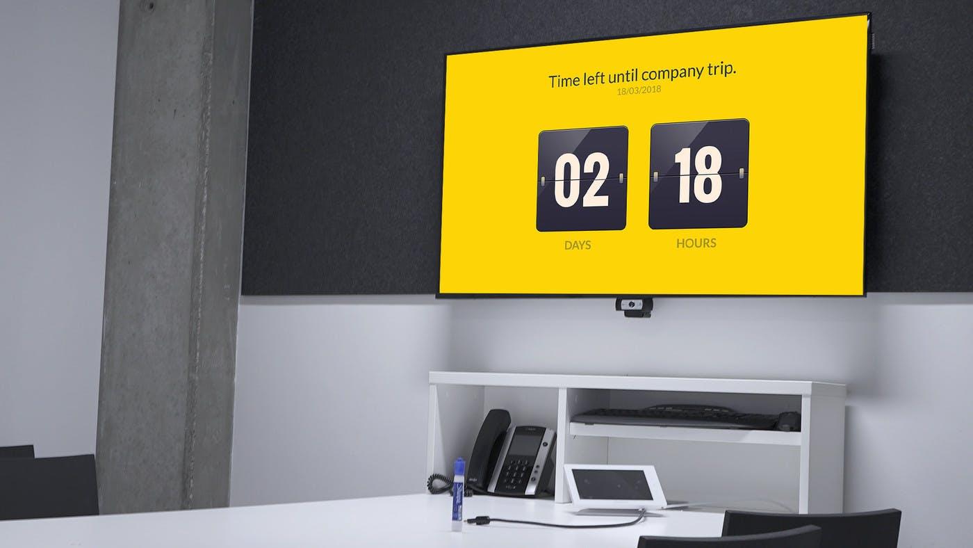 ScreenCloud Countdown Timer App Guide