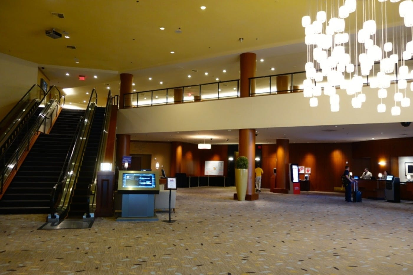 ScreenCloud Empowers Staff at Hyatt Regency San Francisco to Manage the Hotel's Many Screens with Dynamic Content