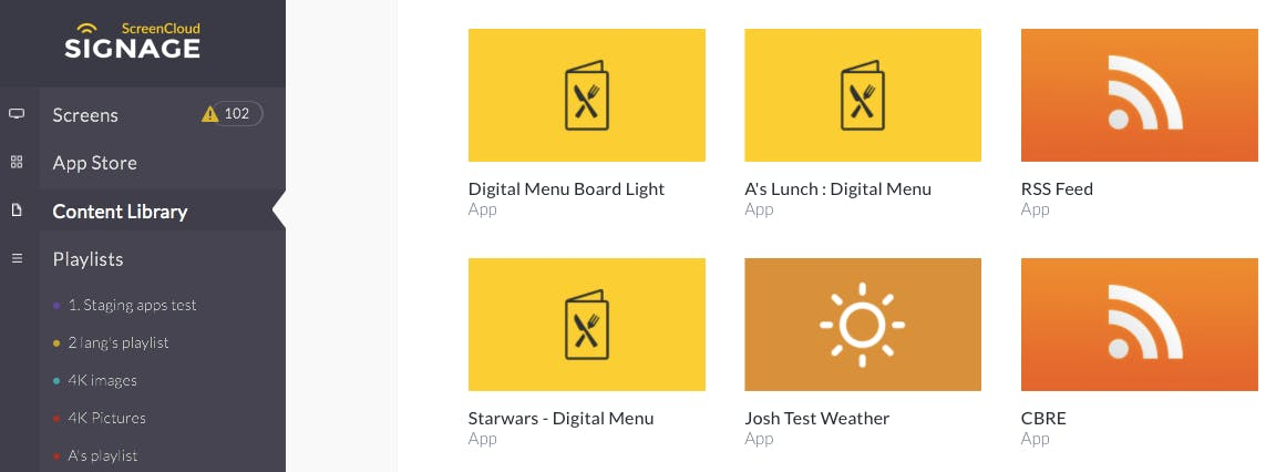 How To Create Menus For Your Restaurants Tv Screen