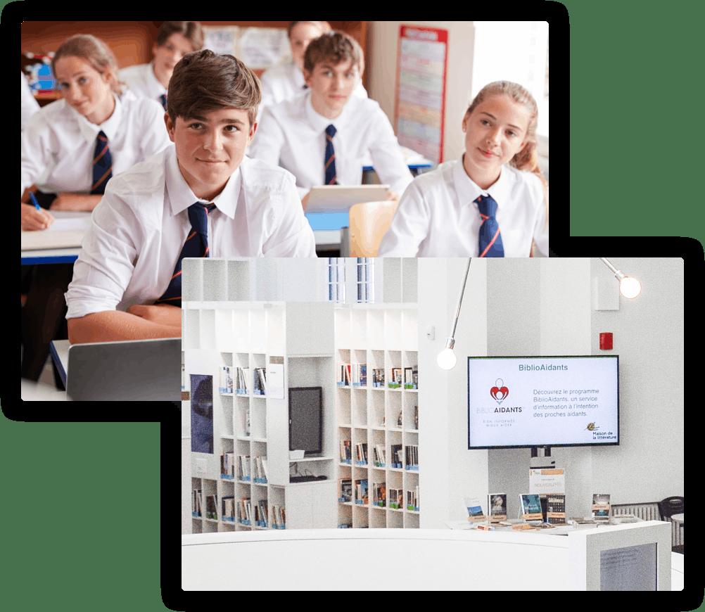 Merchant Taylors' Schools Case Study