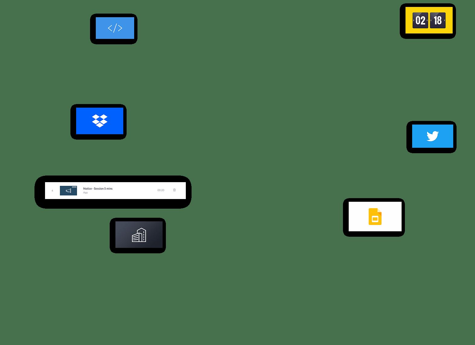 ScreenCloud Education Apps
