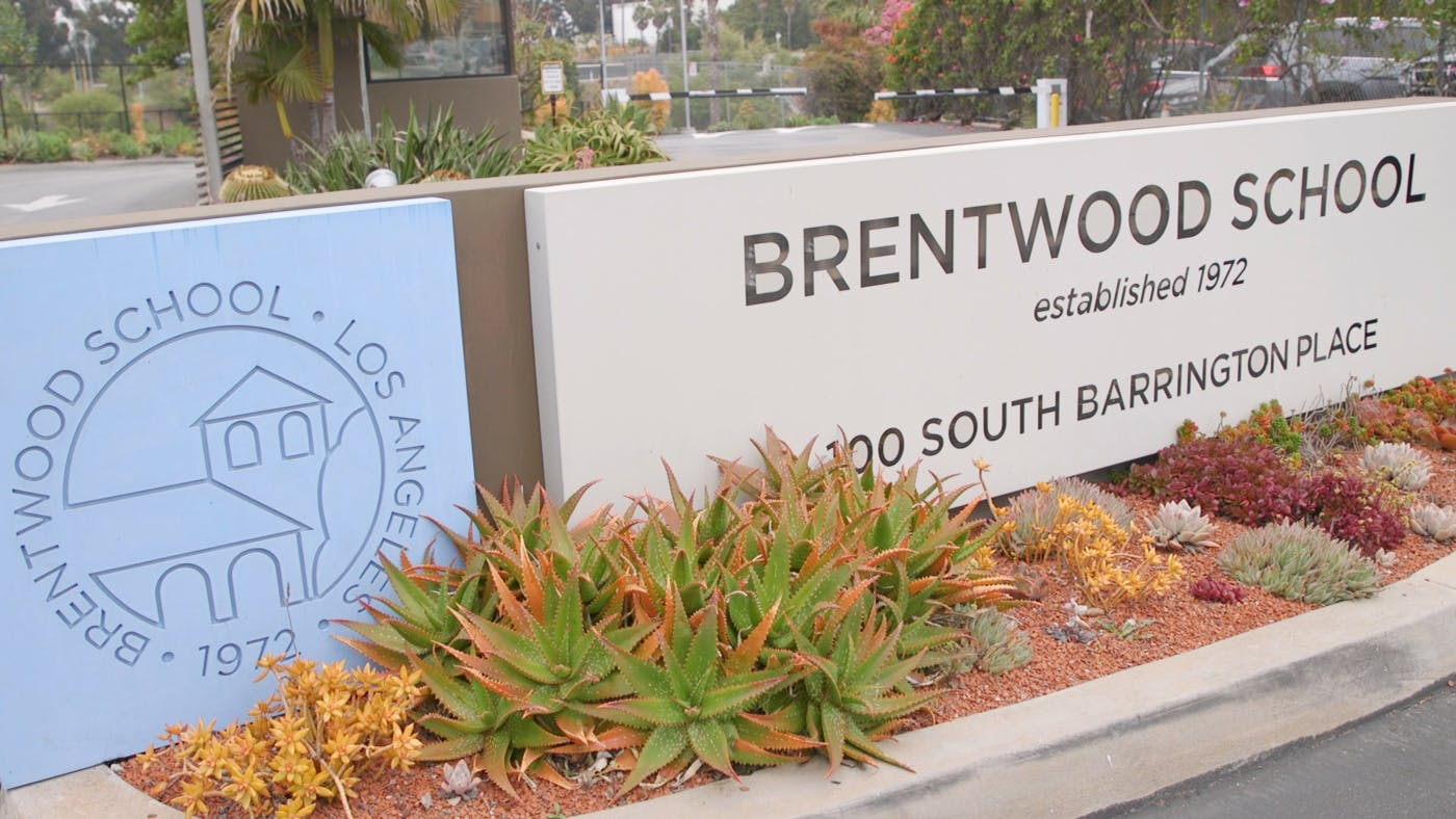 Brentwood School Has Found Digital Signage to Be an Elegant and Timely Way of Communicating with Students and Their Parents