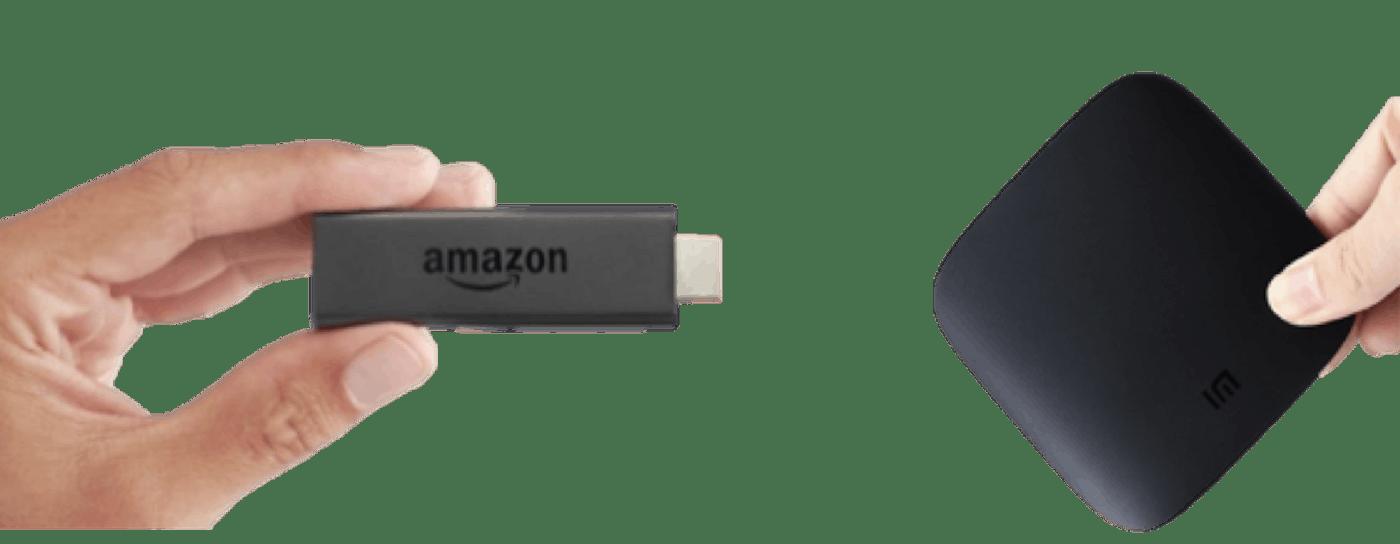 Amazon Fire TV Stick vs Xiaomi Mi Box: A Comparison