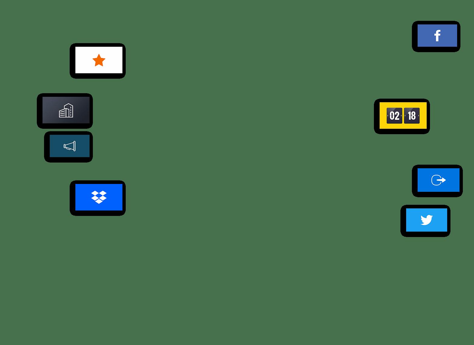 Franchise Digital Signage Apps