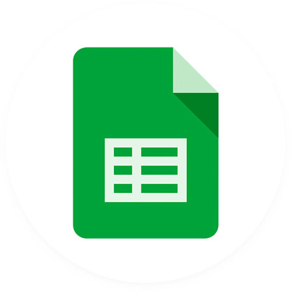 ScreenCloud Google Sheets app
