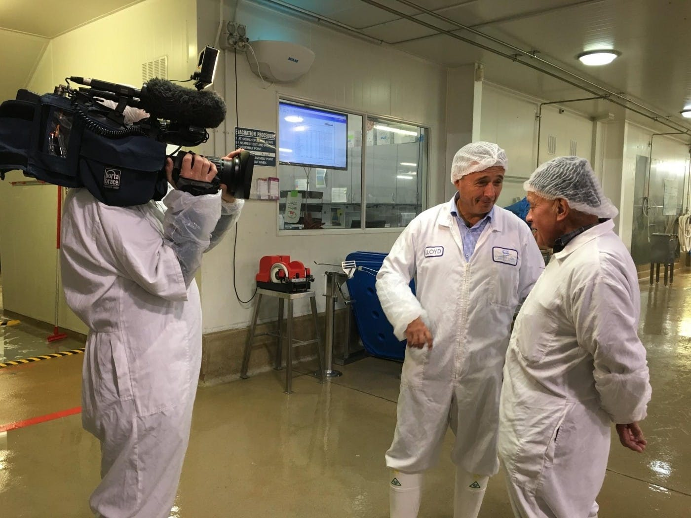 New Zealand's Largest Seafood Company Sanford Keeps Employees on Vessels All over the World Informed of Company News Using Digital Signage