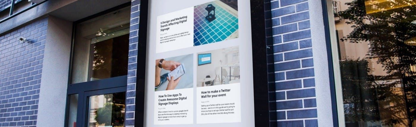 Social Media Walls in Retail Stores: Everything You Need to Know