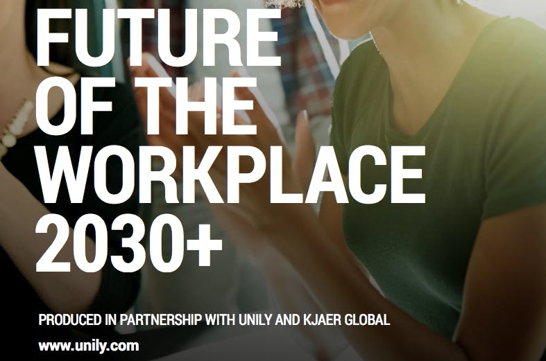 Future of the workplace report
