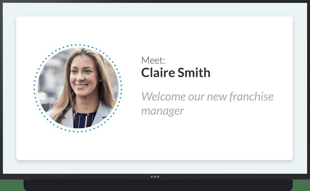 Digital Signage App