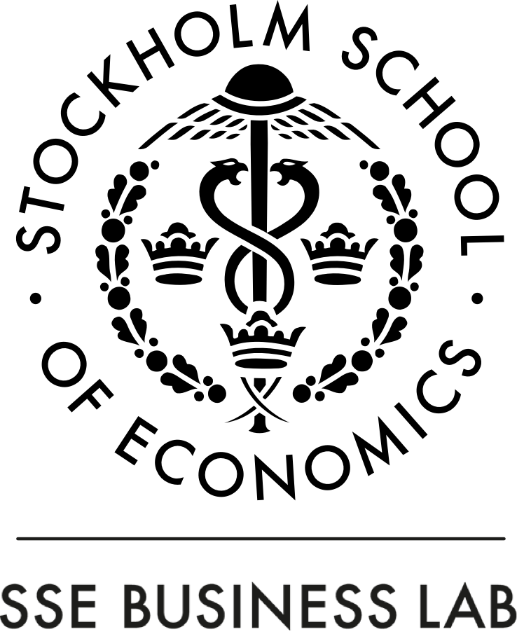Stockholm School of Economics Business Lab Logo