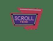 The ScrollFiend Logo
