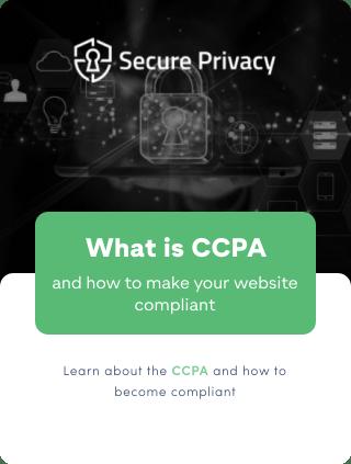 CCPA ebook cover