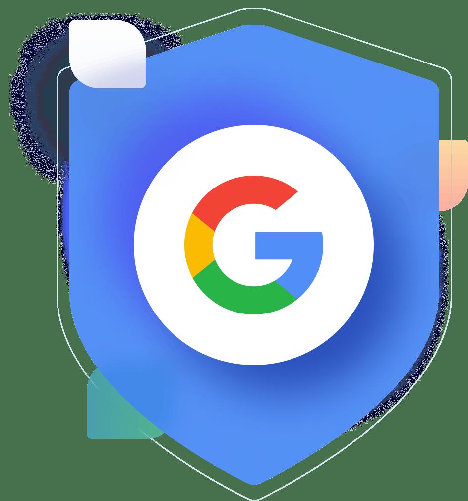 Google Consent Mode logo badge