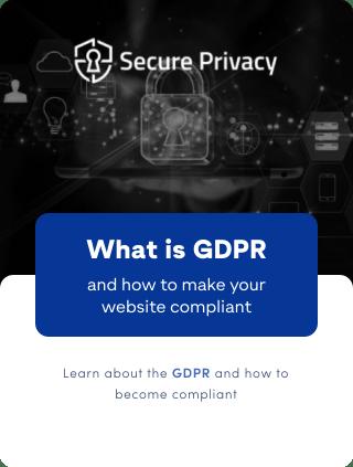 GDPR ebook cover