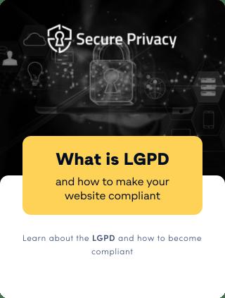 LGPD ebook cover