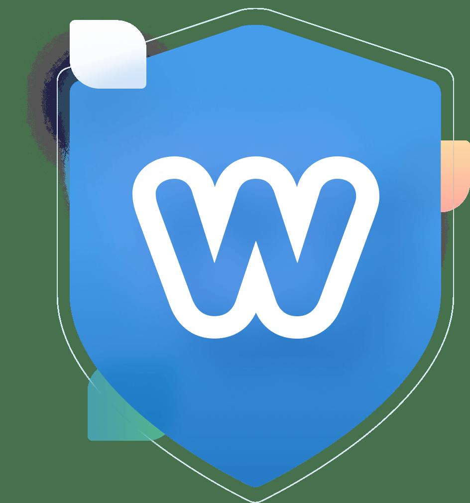 Weebly logo badge