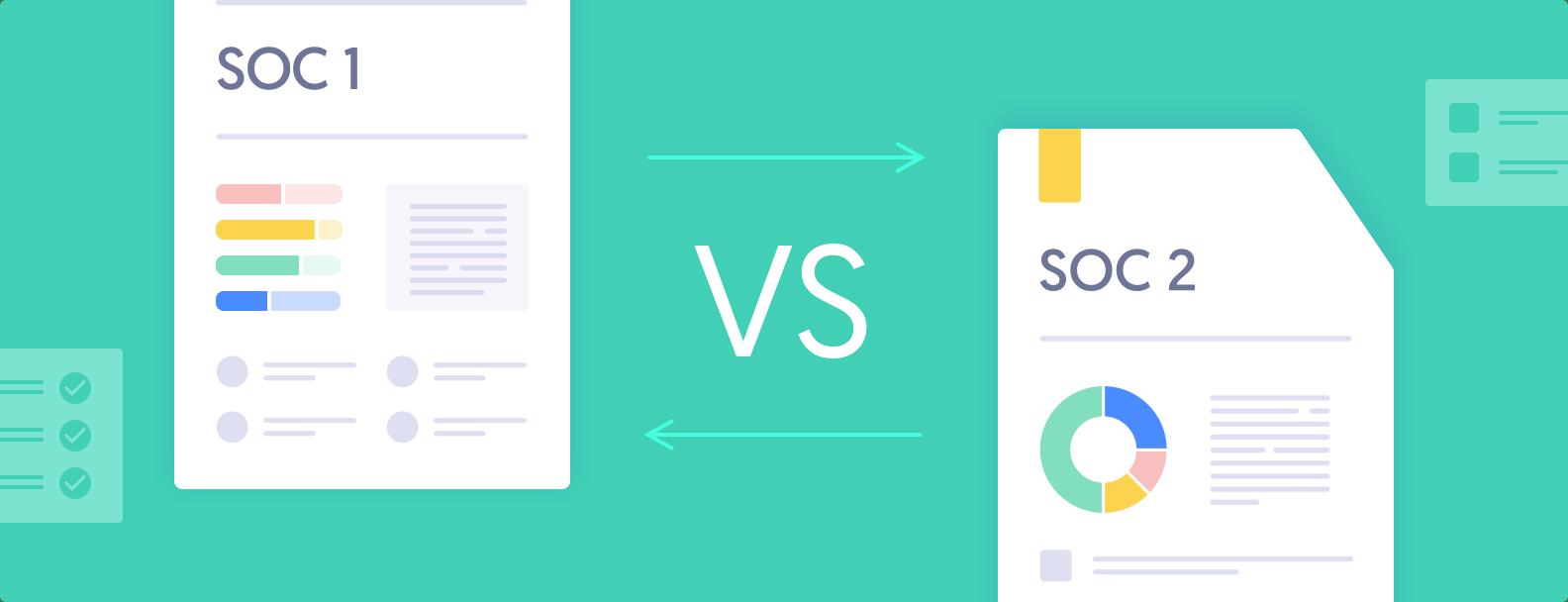SOC 1 vs. SOC 2: A Simple Yet Complete Guide