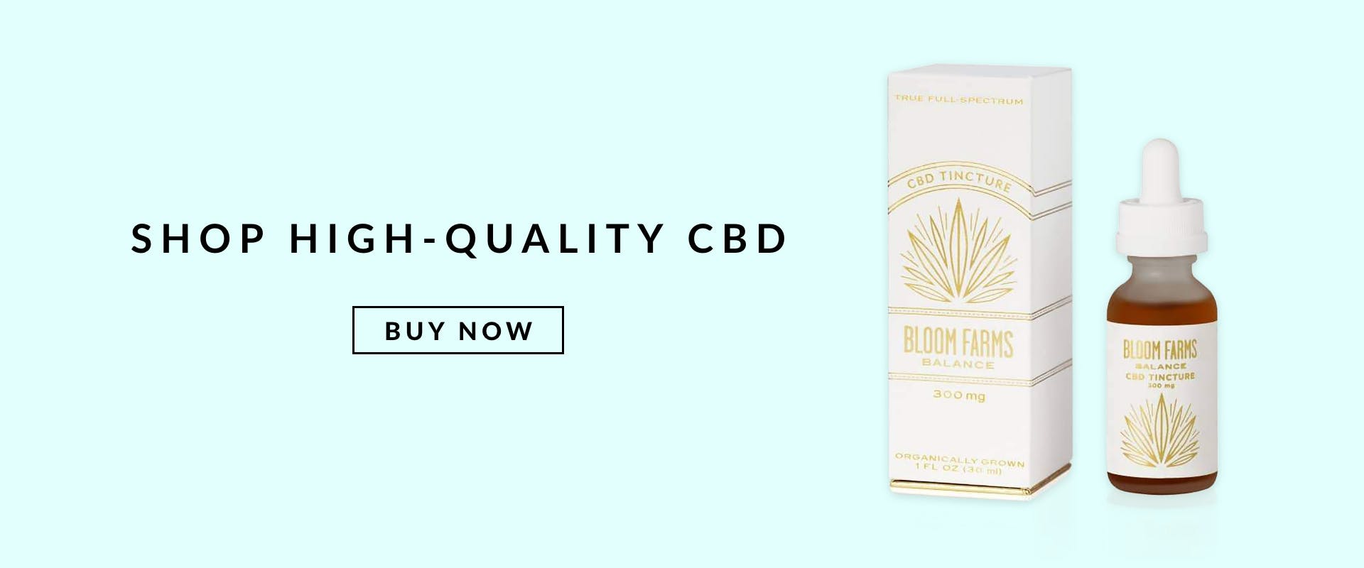 Shop high-quality CBD