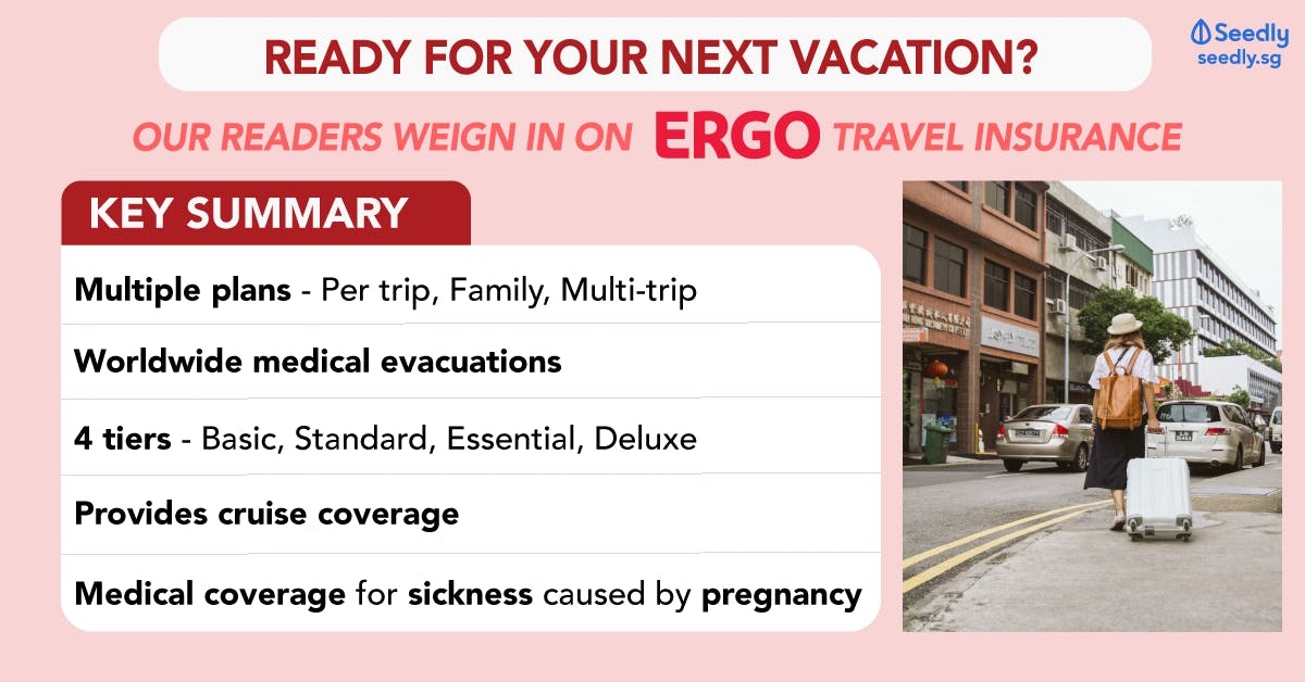 ERGO Travel Insurance - TravelProtect