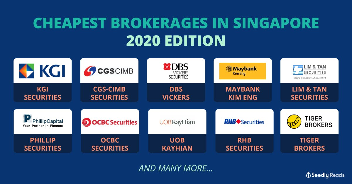 Cheapest Brokerages in Singapore 2020