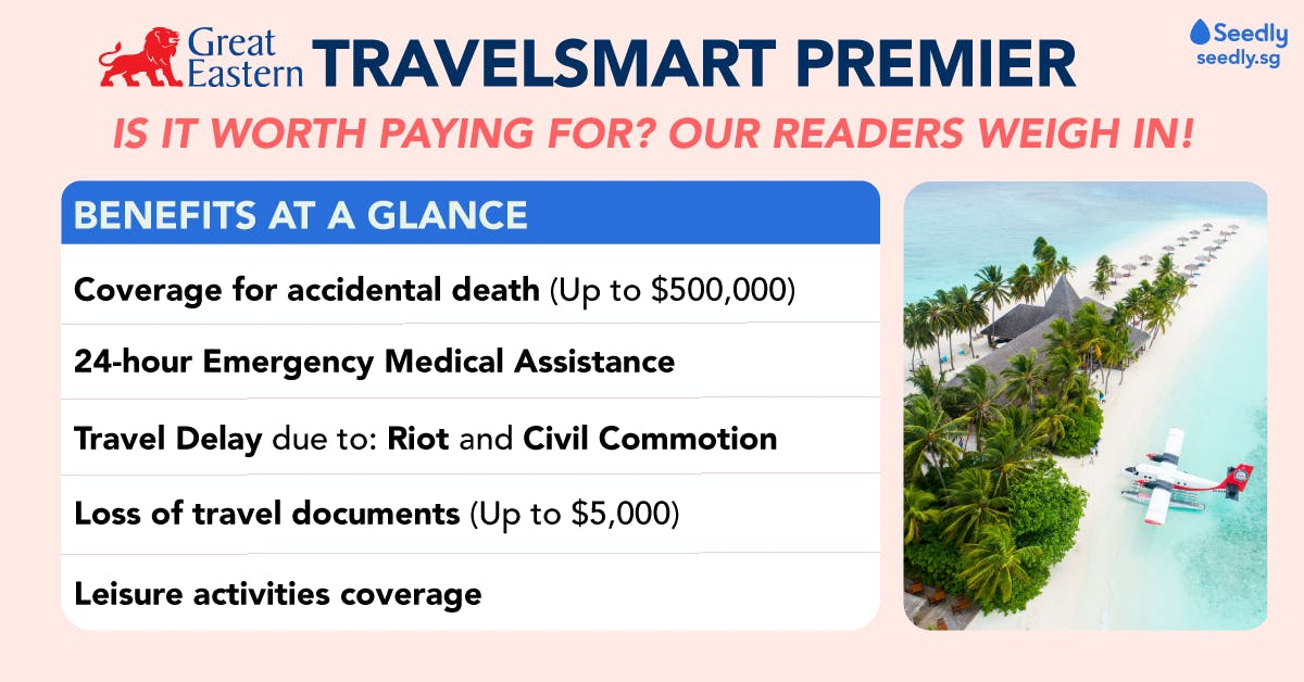 Great Eastern Travel Insurance - TravelSmart Premier