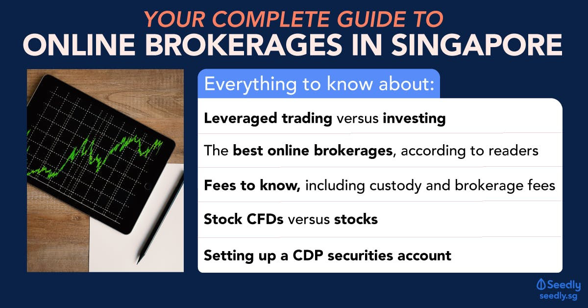 online investment brokerages in singapore