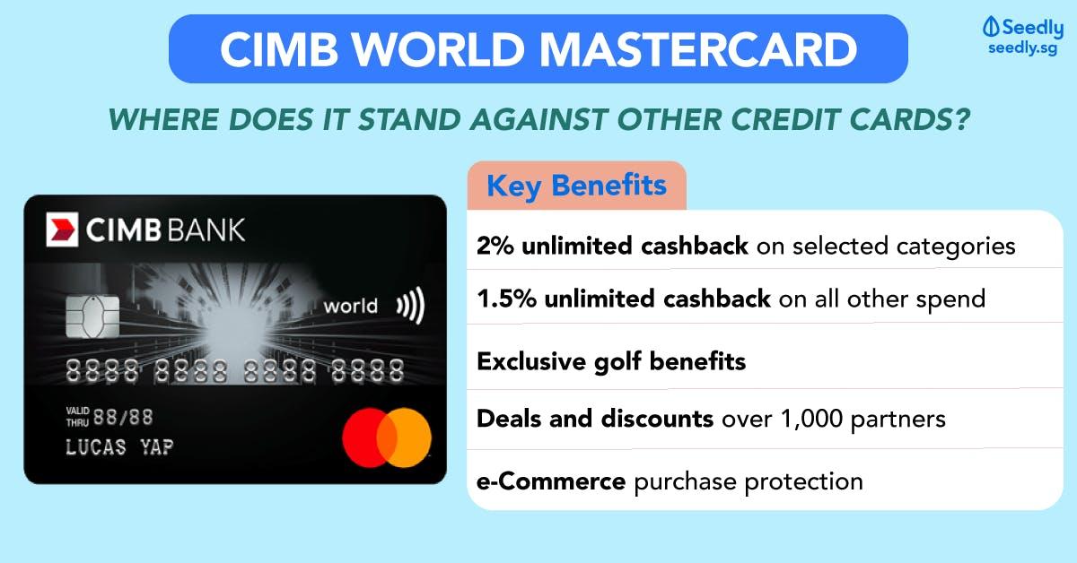 CIMB World Mastercard