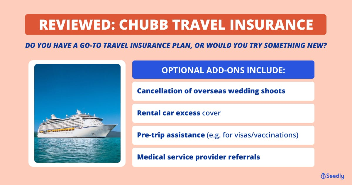 Chubb Travel Insurance Review pros and cons