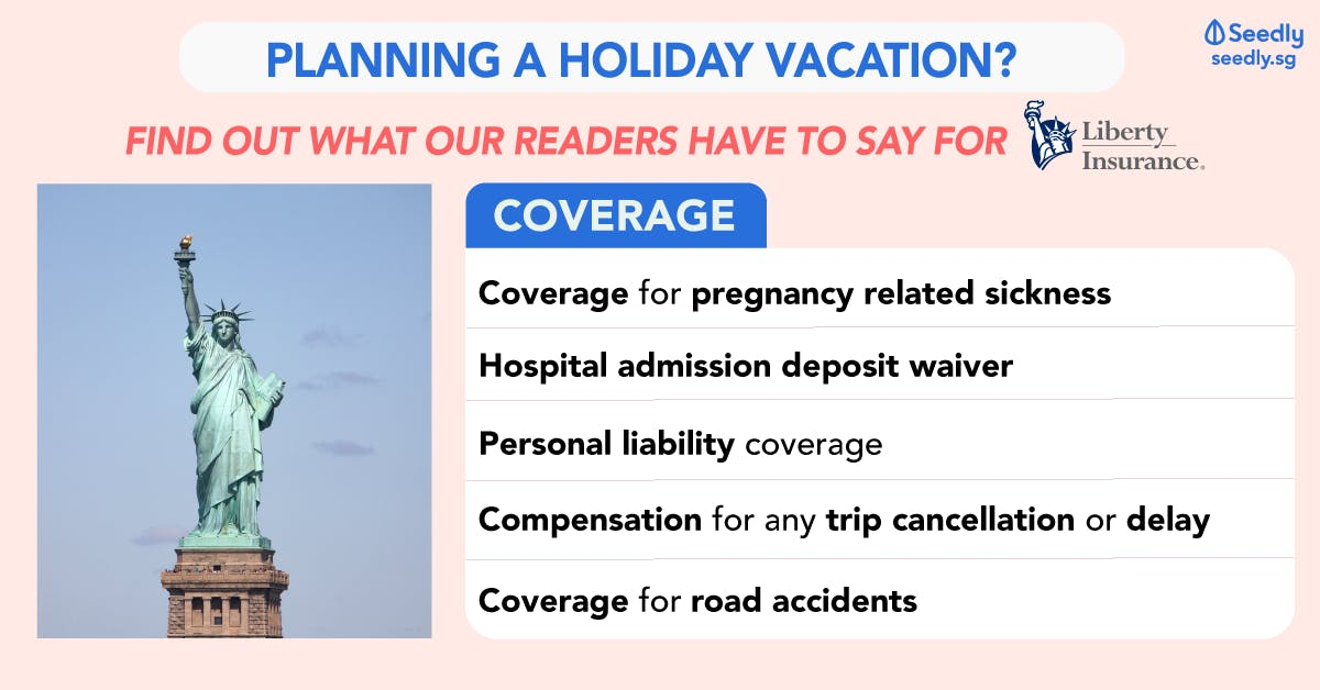 Liberty Travel Insurance - TourCare Plus