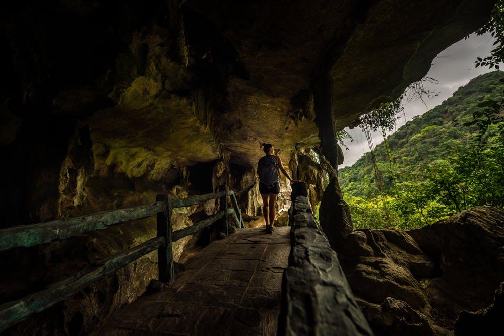 We prefer the cruises that offer trekking on Cat Ba Island