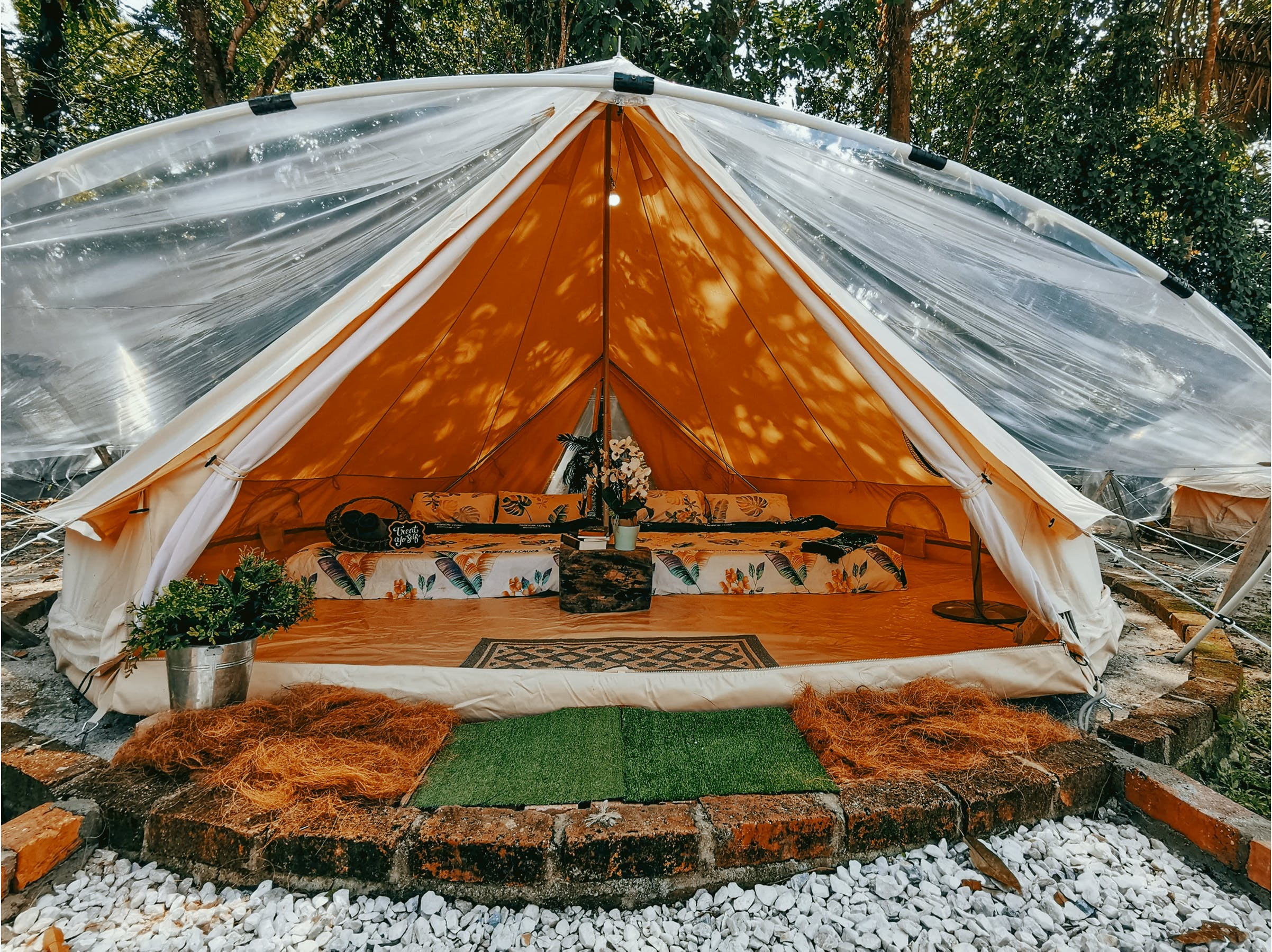 Best Glamping Trips You Can Take From Kuala Lumpur