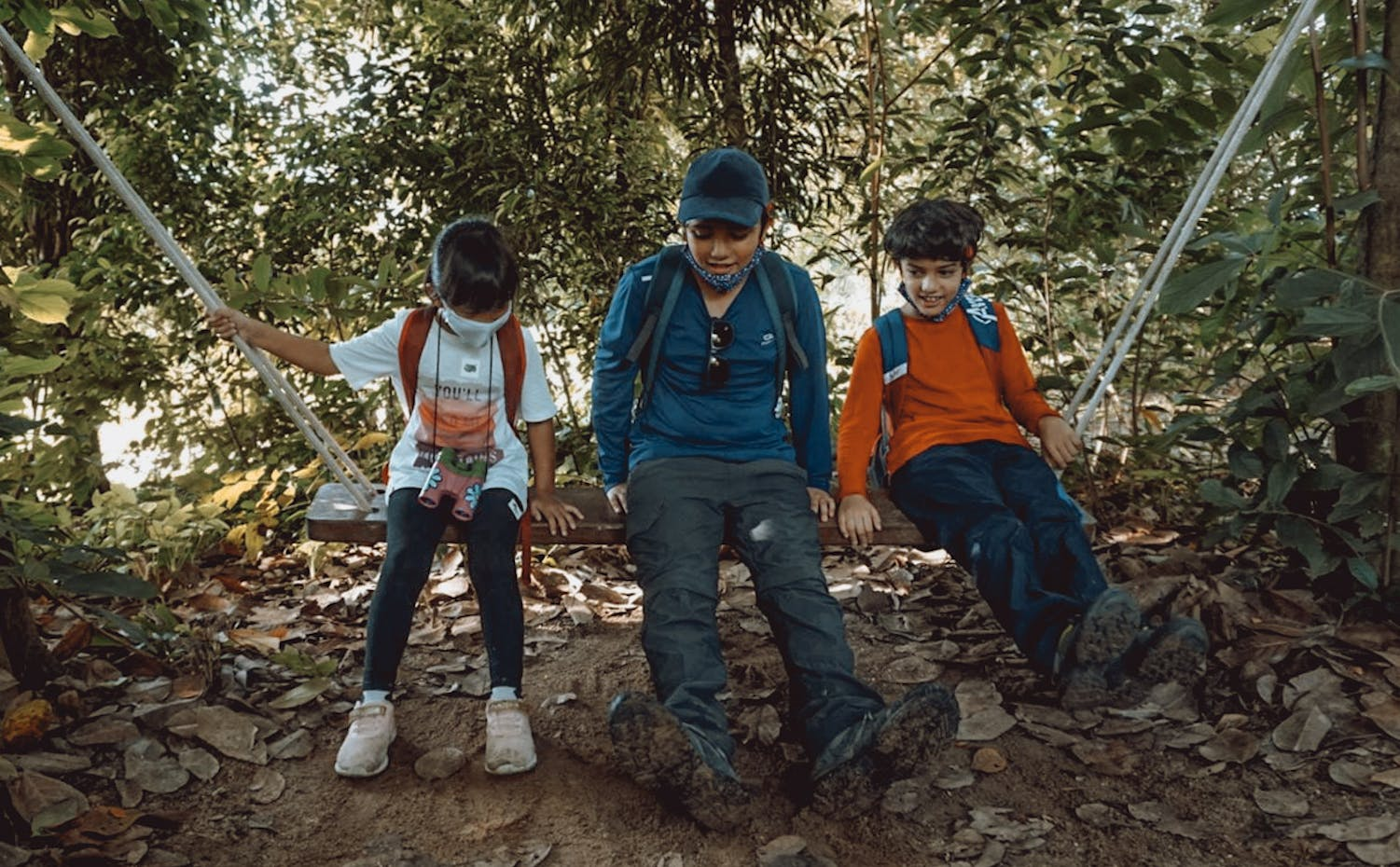 9 Interesting Holiday Camps For Children in June 2021