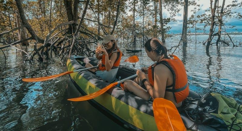 5 Unique Ways to Explore Singapore by Kayak