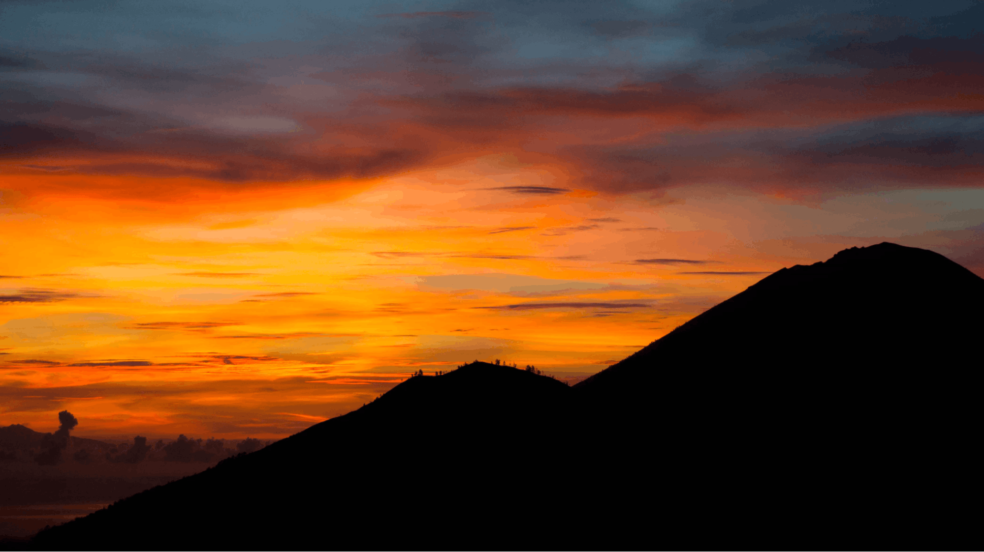 The Hidden Alternative to Bali's Most Popular Trek has Better Views