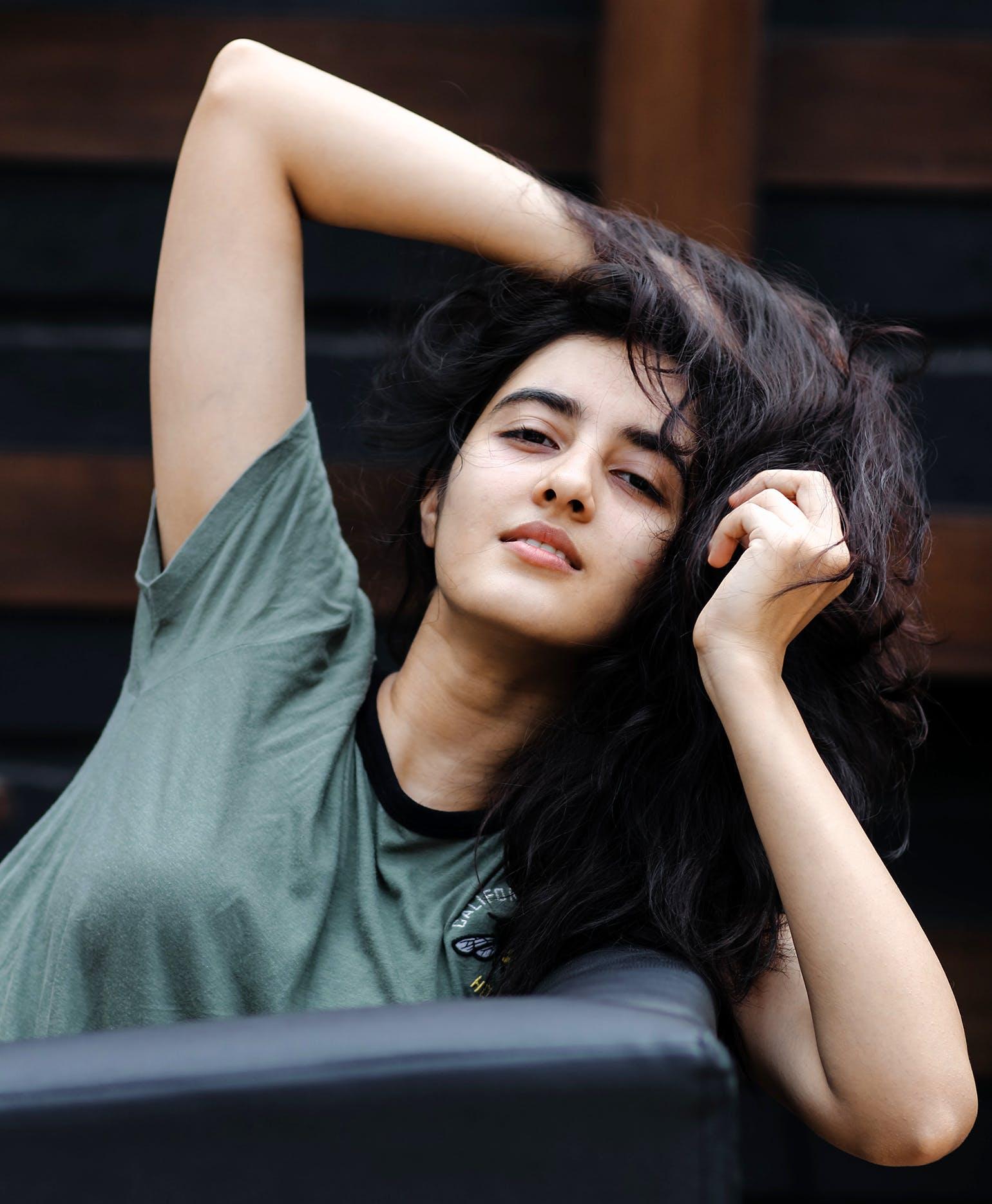 Arun Sharma Tips for Naturally Thick and Long Hair