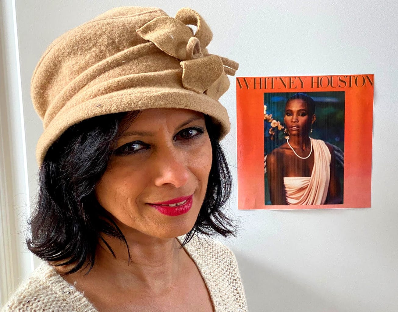 Seema Kumar for SEEMA, seema blog, seema.com, seema network, seema newsletter, Whitney Houston