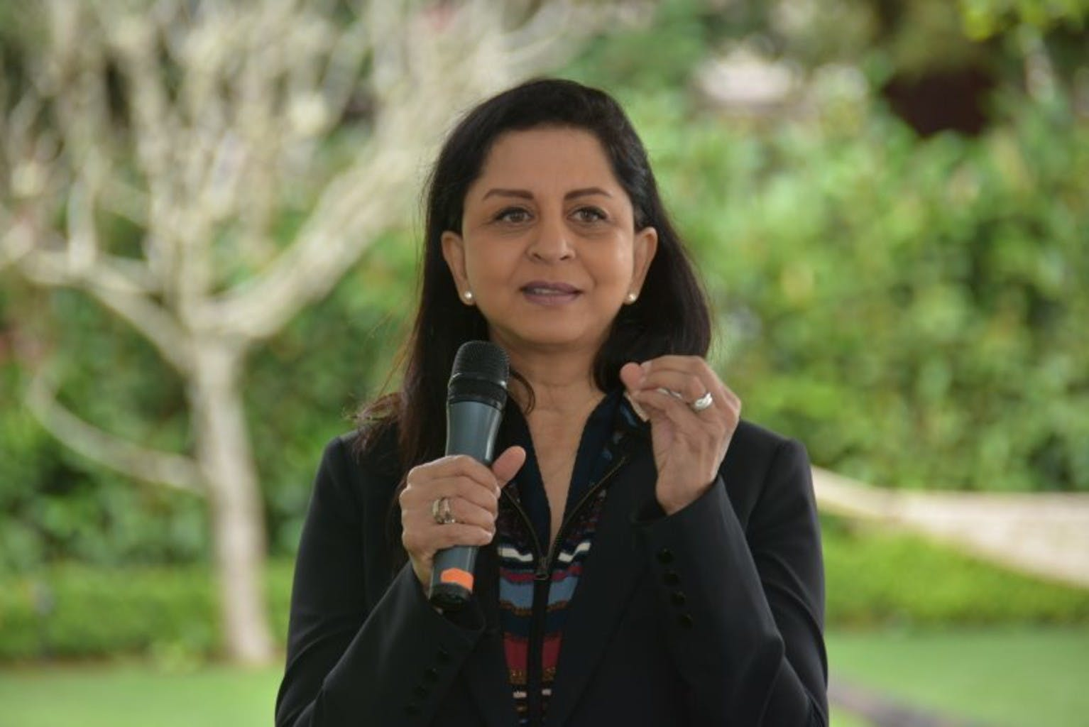Vandana Tilak for Akshaya Patra Foundation, Seema magazine, Seema woman, entrepreneur, Indian woman entrepreneur