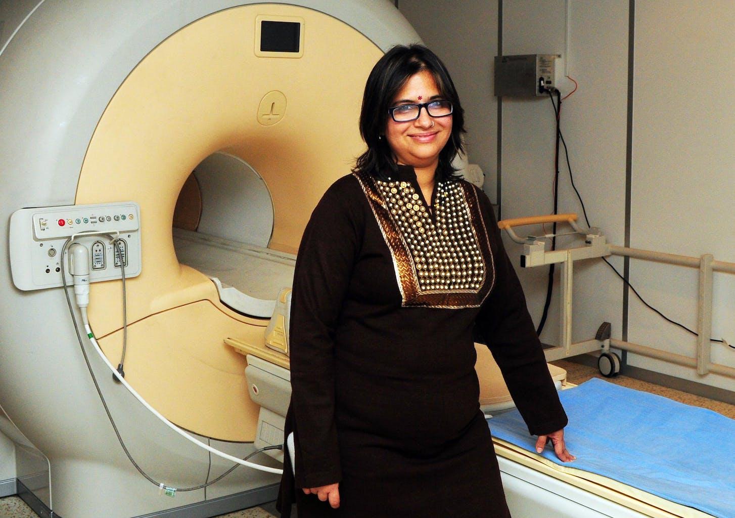 Neuroscientist Nandini Chaterjee Singh for SEEMA. SEEMA Magazine. SEEMA Network. Autism. Dyslexia. Music therapy.
