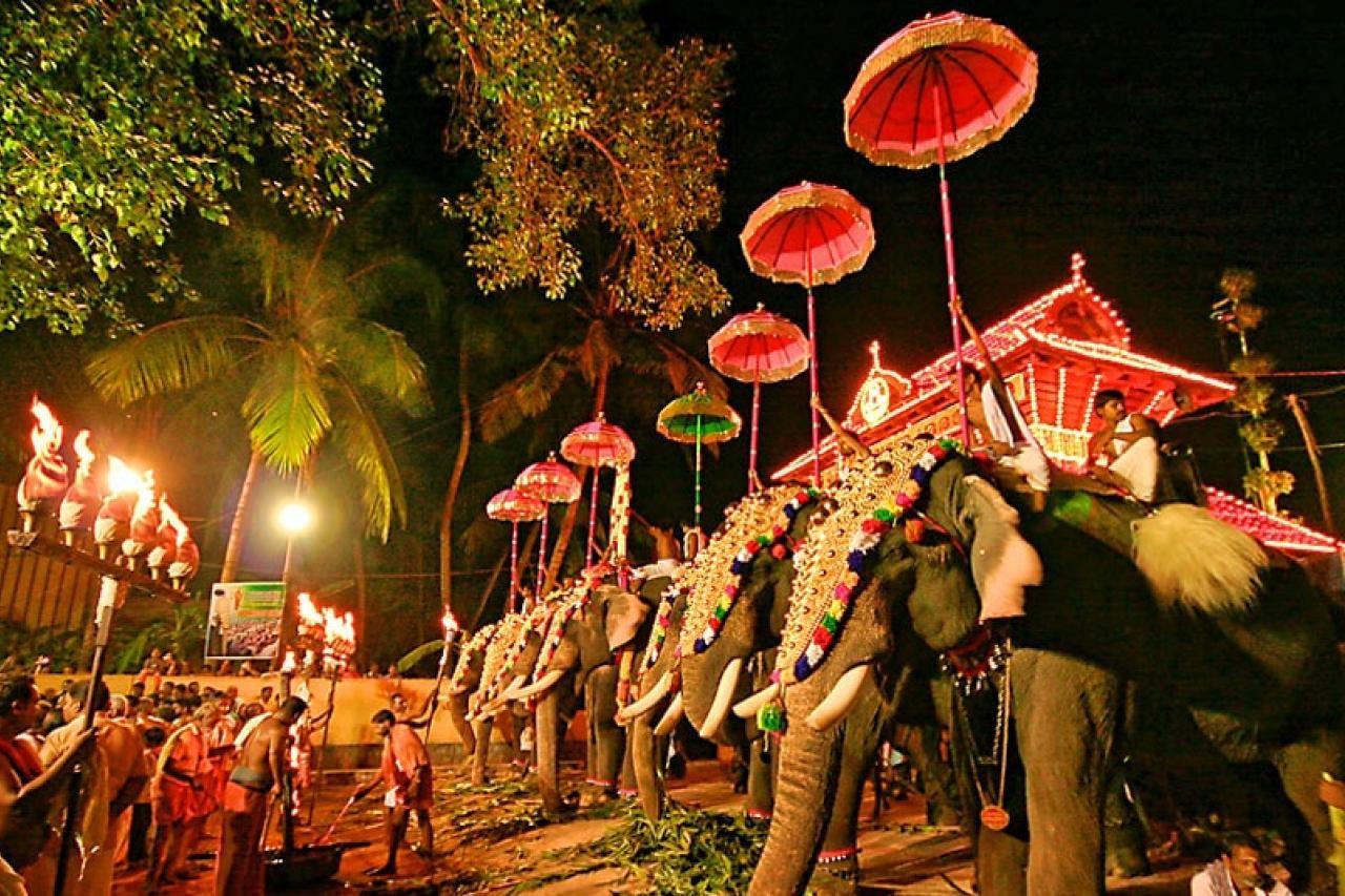 Onam celebrations in Kerala, Kerala travels, seema magazine, seema travel.  Onam 2020 from August 22 to September 2