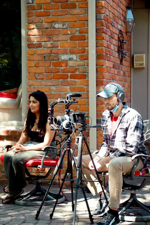 Aneri Shah, filmaker Aneri Shah, movie on frontline workers, movie on frontline, frontline workers during COVID, frontline workers during the pandemic, pivoting