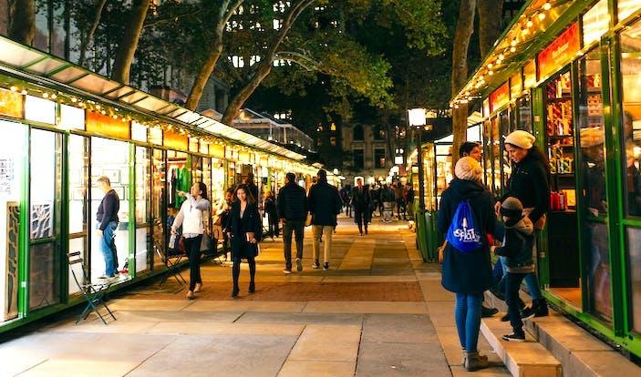 Shops at Bryant Park, bazaar, New York bazaar, Manhattan, SEEMA destinations, SEEMA holidays, SEEMA bazaars, SEEMA recommends, SEEMA Magazine, SEEMA Network