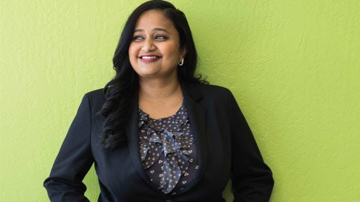 SEEMA Woman Kamakshi Sivaramakrishnan. SEEMA Entrepreneur Kamakshi Sivaramakrishnan. SEEMA network. SEEMA empowering Indian women globally. South Asian women leaders.